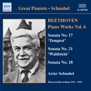 Great Pianists - Schnabel