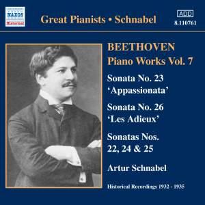 Great Pianists - Schnabel