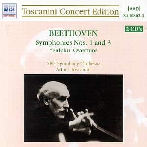 Beethoven - Symphony Nos. 1 & 3