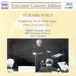Tchaikovsky: Symphony No. 6 & Piano Concerto No. 1