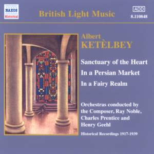 British Light Music - Albert Ketèlbey Product Image