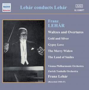 Lehár conducts Lehár Product Image
