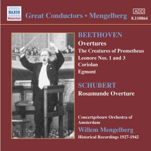 Great Conductors - Mendelberg