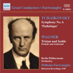 Great Conductors - Furtwängler Product Image