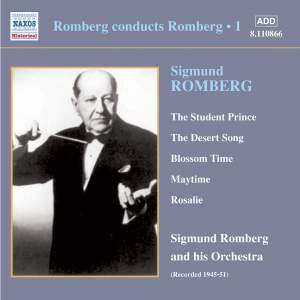 Great Conductors - Romberg Product Image