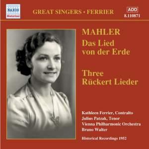 Great Singers - Kathleen Ferrier