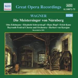 Wagner: Die Meistersinger von Nürnberg Product Image
