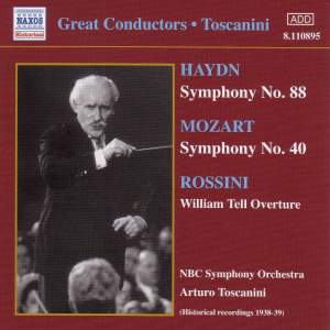 Great Conductors - Toscanini Product Image