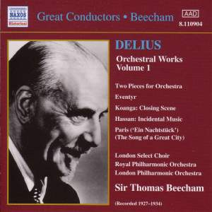 Great Conductors - Beecham Product Image