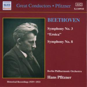 Great Conductors - Pfitzner Product Image