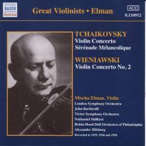 Great Violinists - Elman