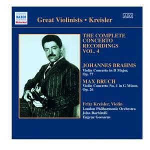 Great Violinists - Kreisler Product Image