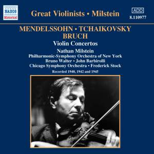 Great Violinists - Milstein