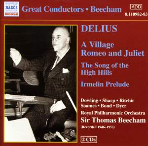 Great Conductors - Beecham