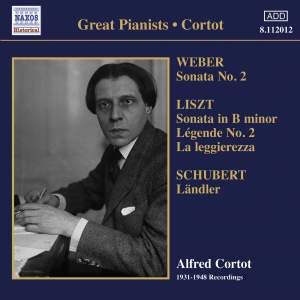 Alfred Cortot - HMV Recordings 1931-1948 Product Image