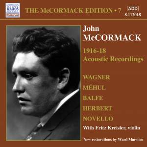 The McCormack Edition Volume 7 Product Image