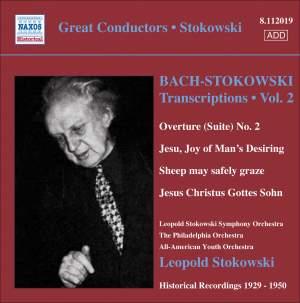 Bach/Stokowski - Transcriptions Volume 2 Product Image