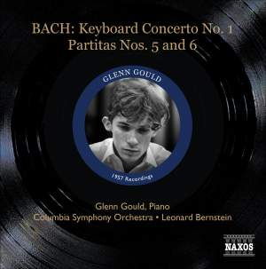 JS Bach - Keyboard Concerto No. 1 Product Image