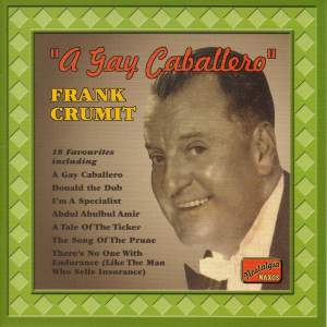 A Gay Caballero (1925-1935)