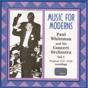 Music for Moderns (1927-1928) Product Image