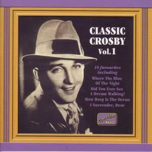 Classic Crosby (1930-1934)