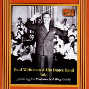 Paul Whiteman and His Dance Band Product Image