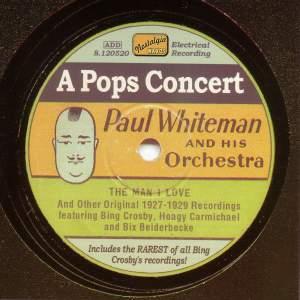 A Pops Concert (1927-1929)
