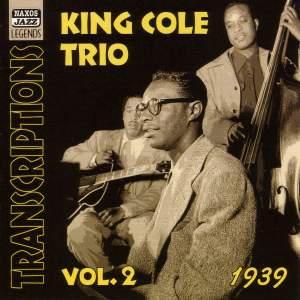 Nat Cole Trio - Transcriptions, Vol. 2 (1939) Product Image