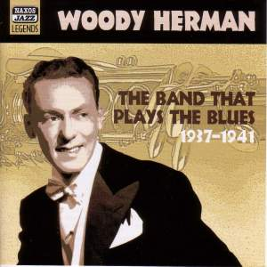 Woody Herman - The Band That Plays the Blues (1937-1941) Product Image