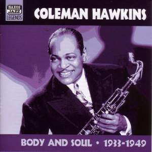 Coleman Hawkins - Body and Soul (1933-1949) Product Image