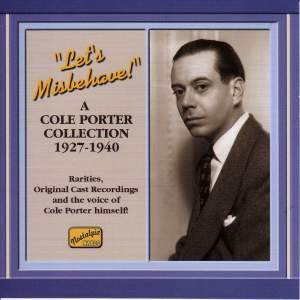 Let's Misbehave! - A Cole Porter Collection Product Image