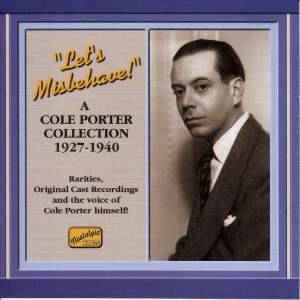 Let's Misbehave! - A Cole Porter Collection