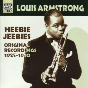 Louis Armstrong - Heebie Jeebies (1925-1930) Product Image