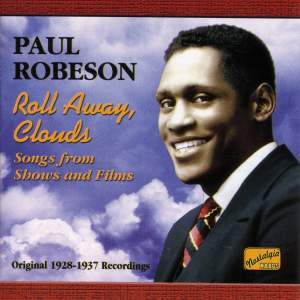 Paul Robeson - Roll Away Clouds (1928-1937) Product Image