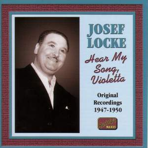 Josef Locke - Hear My Song, Violetta Product Image