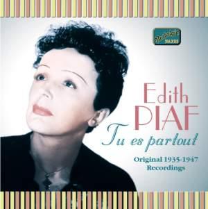 Edith Piaf - Tu es partout (1935-1947)