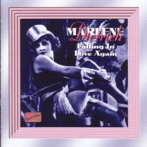 Marlene Dietrich - Falling in Love Again (1930-1949) Product Image