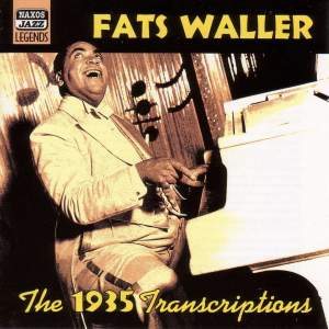 Fats Waller - The 1935 Transcriptions Product Image