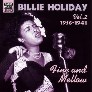 Billie Holiday - Fine and Mellow (1936-1941) Product Image