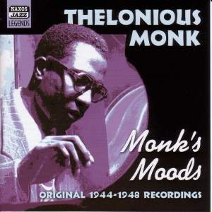 Thelonious Monk - Monk's Moods (1944-1948) Product Image