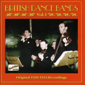 British Dance Bands, Vol. 1 (1930-1943) Product Image