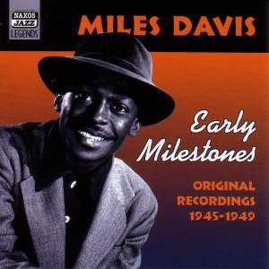 Miles Davis - Early Milestones (1945-1949) Product Image