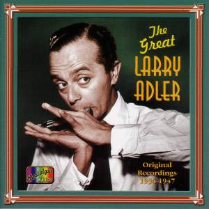 The Great Larry Adler (1934-1947) Product Image