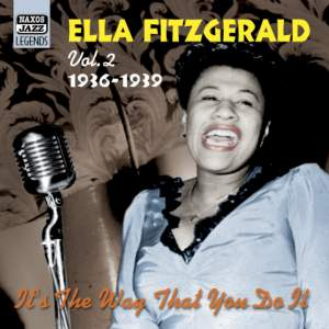 Ella Fitzgerald - It's the Way That You Do It (1936-1939) Product Image