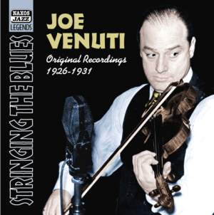 Joe Venuti - Stringing the Blues (1926-1931) Product Image
