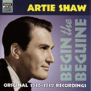 Artie Shaw - Begin the Beguine (1936-1939) Product Image