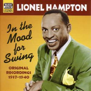 Lionel Hampton - In The Mood For Swing (1937-1940) Product Image