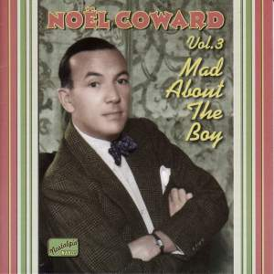 Noel Coward - Mad About the Boy (1932-1943) Product Image