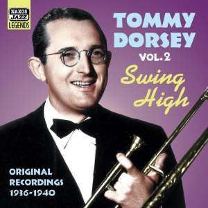 Tommy Dorsey - Swing High (1936-1940) Product Image