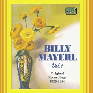 Billy Mayerl, Vol. 1 (1925-1936)